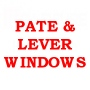 Pate and Lever Windows